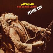 Alvin Lee & Ten Years Later - Ride On (Remastered 2015) - 180 gr. Vinyl