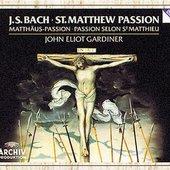 Bär, Olaf - BACH Matthäus-Passion Gardiner