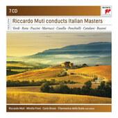 Riccardo Muti - Riccardo Muti Conducts Italian Masters (7CD BOX 2018) KLASIKA