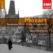 Daniel Barenboim - Mozart: Symphonies 29-31, 33, 34, 38 'Prague' &  39
