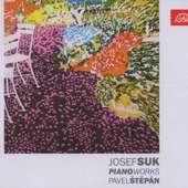 Josef Suk/Pavel Štěpán - Piano Works/Klavírní dílo