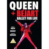 Queen + Maurice Béjart - Ballet For Life (DVD, 2019)
