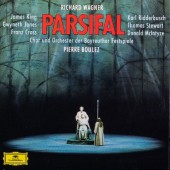 Richard Wagner / Pierre Boulez - Parsifal (3CD, Edice 1992)