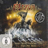 Saxon - Heavy Metal Thunder - Live, Eagles Over Wacken (DVD + 2CD)