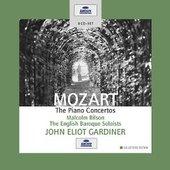 Mozart, Wolfgang Amadeus - MOZART Klavierkonzerte Bilson,Gardiner