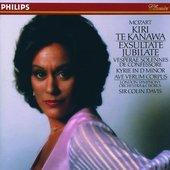 Mozart, Wolfgang Amadeus - Mozart Exsultate, jubilate, k 165 Kiri Te Kanawa