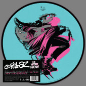 Gorillaz - Now Now (Limited Picture Vinyl, Edice 2019) - Vinyl