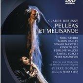 Boulez, Pierre - DEBUSSY Pelléas + Mélisande Boulez DVD-V