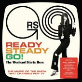 """Various Artists - Ready Steady Go! - The Weekend Starts Here (10x 7"""" Vinyl BOX, 2020) – 7"""" Vinyl"""