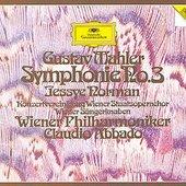 Gustav Mahler - Symphonie No. 3/ Abbado,WPH