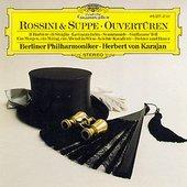 Berliner Philharmoniker - ROSSINI ,SUPPÉ Overtures / Karajan