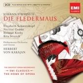 Herbert von Karajan - J. Strauss II: Die Fledermaus
