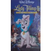 Film/Animovaný - Lady a Tramp II: Scampova dobrodružství (Videokazeta)
