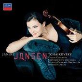 Tchaikovsky, Peter Ilyich - Tchaikovsky Violin Concerto Janine Jansen