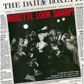 Roxette - Look Sharp! (LP+CD+DVD Box, Reedice 2018)