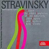 Igor Stravinsky - Histoire du Soldat/Symphonies of Wind Instruments Octet/Ragtime ...