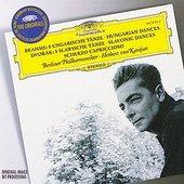 Berliner Philharmoniker - BRAHMS Hungarian- DVORAK Slavonic Dances / Karajan