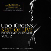 Udo Jürgens - Best Of Live - Die Tourneehöhepunkte - Vol.2 (2015)