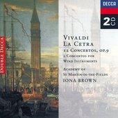 Vivaldi, Antonio - Vivaldi La cetra Academy of St Martin in the Field