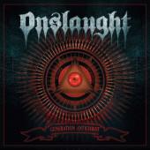 Onslaught - Generation Antichrist (2020) - Vinyl