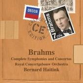Johannes Brahms - Brahms: Complete Symphonies & Concertos - Royal Co