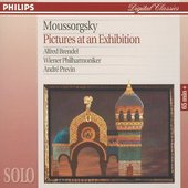 Alfred Brendel - Mussorgsky Pictures at an Exhibition Brendel