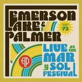 Emerson, Lake & Palmer - Live At The Mar Y Sol Festival '72 (Edice 2012)