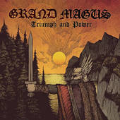 Grand Magus - Triumph And Power (Limited Edition 2014) - 180 gr. Vinyl