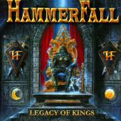 HammerFall - Legacy Of Kings (Edice 2019) - Vinyl