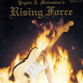 Yngwie Malmsteen - Rising Force (Edice 1989)