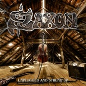 Saxon - Unplugged And Strung Up/Vinyl