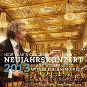 Vídenští Filharmonici - Novoroční Koncert 2013 (DVD)