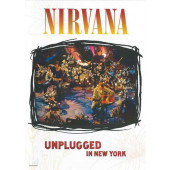 Nirvana - Unplugged In New York (DVD, 2007)