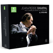 Jean-Pierre Rampal - Complete Erato Recordings Vol.3: 1970-1981 (2015) KLASIKA