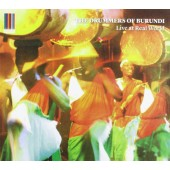 Drummers Of Burundi - Live At Real World (Edice 2017)