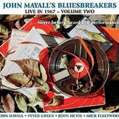 John Mayall's Bluesbreakers - Live In 1967 Volume 2 (Edice 2016)