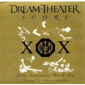 Dream Theater - Score: 20th Anniversary World Tour (3CD, 2006)