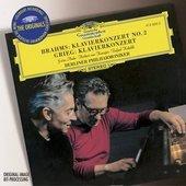 Anda, Géza - BRAHMS, GRIEG Piano Concertos / Anda, Kubelik