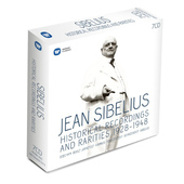 Jean Sibelius - Historical Recordings & Rarities 1928 - 1948 (150th Anniversary)