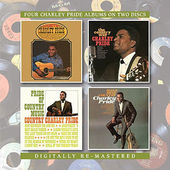 Charley Pride - Country Charley Pride / Country Way / Pride Of Country / Make Mine Country