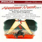 Rolf Zuckowski - Das grosse Abenteuer Musik, Folge 4 - Das Spiel beginnt (Edice 1991)