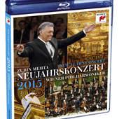 Vídeňští filharmonici - Novoroční Koncert 2015 (Blu-ray Disc)