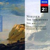 Nielsen, Carl - Nielsen Symphonies 4 - 6 San Francisco Symphony