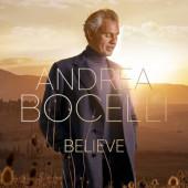 Andrea Bocelli - Believe (Deluxe Edition, 2020)