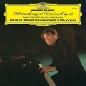 Brahms, Johannes - Piano Concerto No.1 In D Minor Op.15 (Edice 2015) - 180 gr. Vinyl