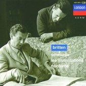 Britten, Benjamin - Britten Serenade Peter Pears