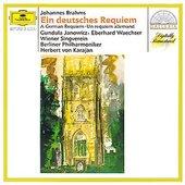 Brahms, Johannes - BRAHMS Ein deutsches Requiem Karajan