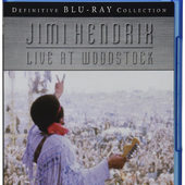 Jimi Hendrix - Live At Woodstock (Blu-ray Disc)