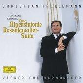 Strauss, Richard - STRAUSS An Alpine Symphony  /Thielemann