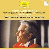 Carl Nielsen / Jean Sibelius - Symphonie No. 4 / Tapiola ( Karajan)